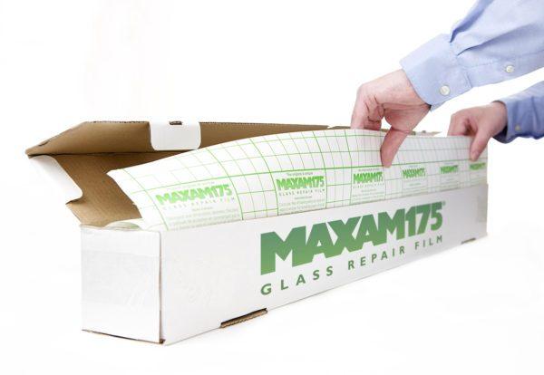 Maxam175 - Emergency Glass Repair Film