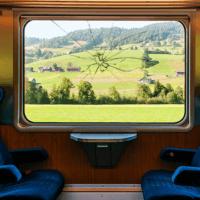 Maxam 175 used to repair virgin train window