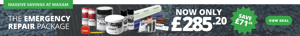 Maxam Emergency Repair Bundle