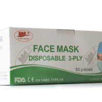 Type IIR Surgical Masks –Box of 50
