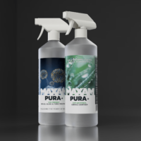 PURA+ Two-Part Mould Treatment & Protection